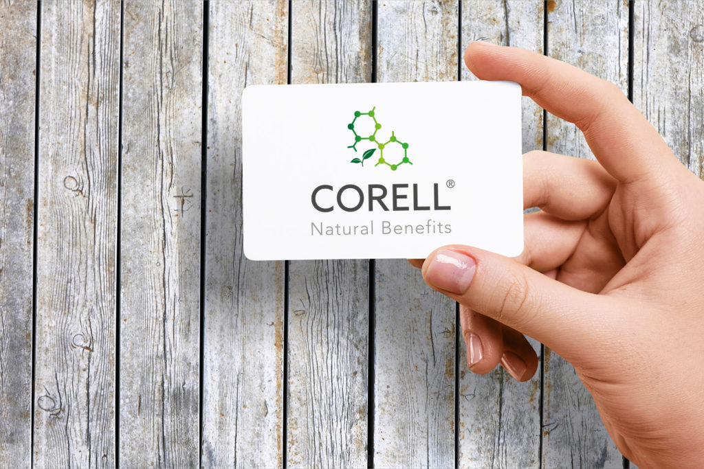 Corell Natural Benefits carte