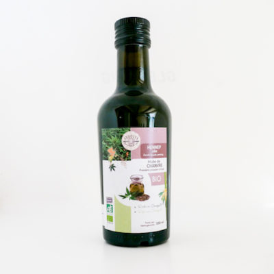 Pure organic hemp oil 250ml